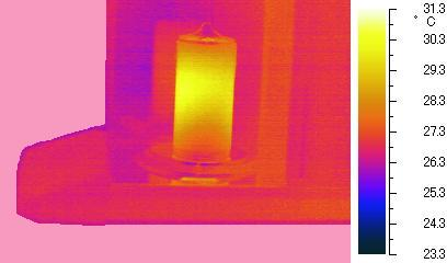 thermograph image