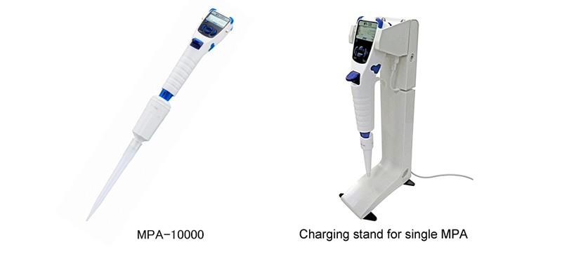 MPA-10000 and Charging stand for single MPA